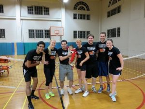 OSU rec league CGE volleyball winners!