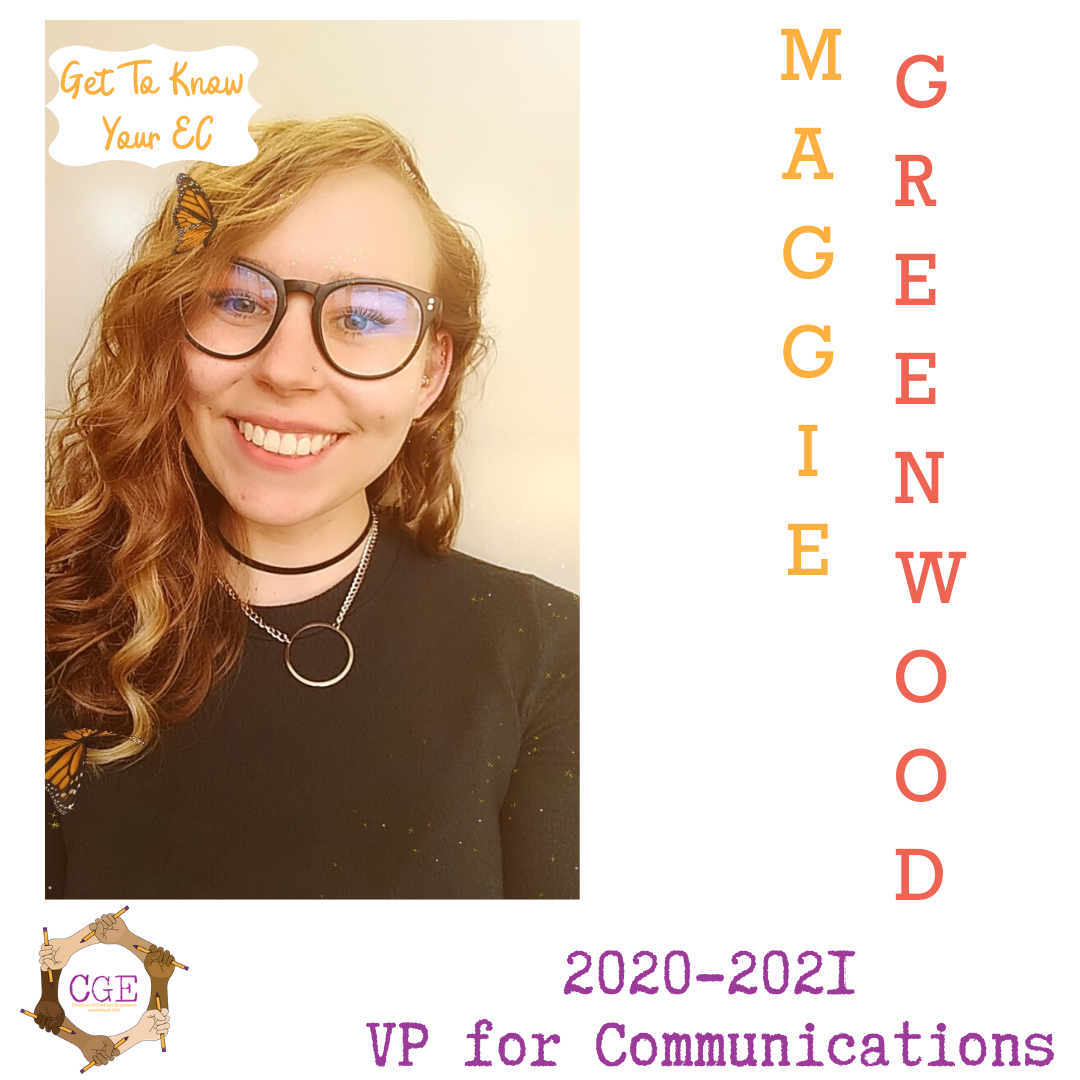 Maggie Greenwood (she/her or they/them)