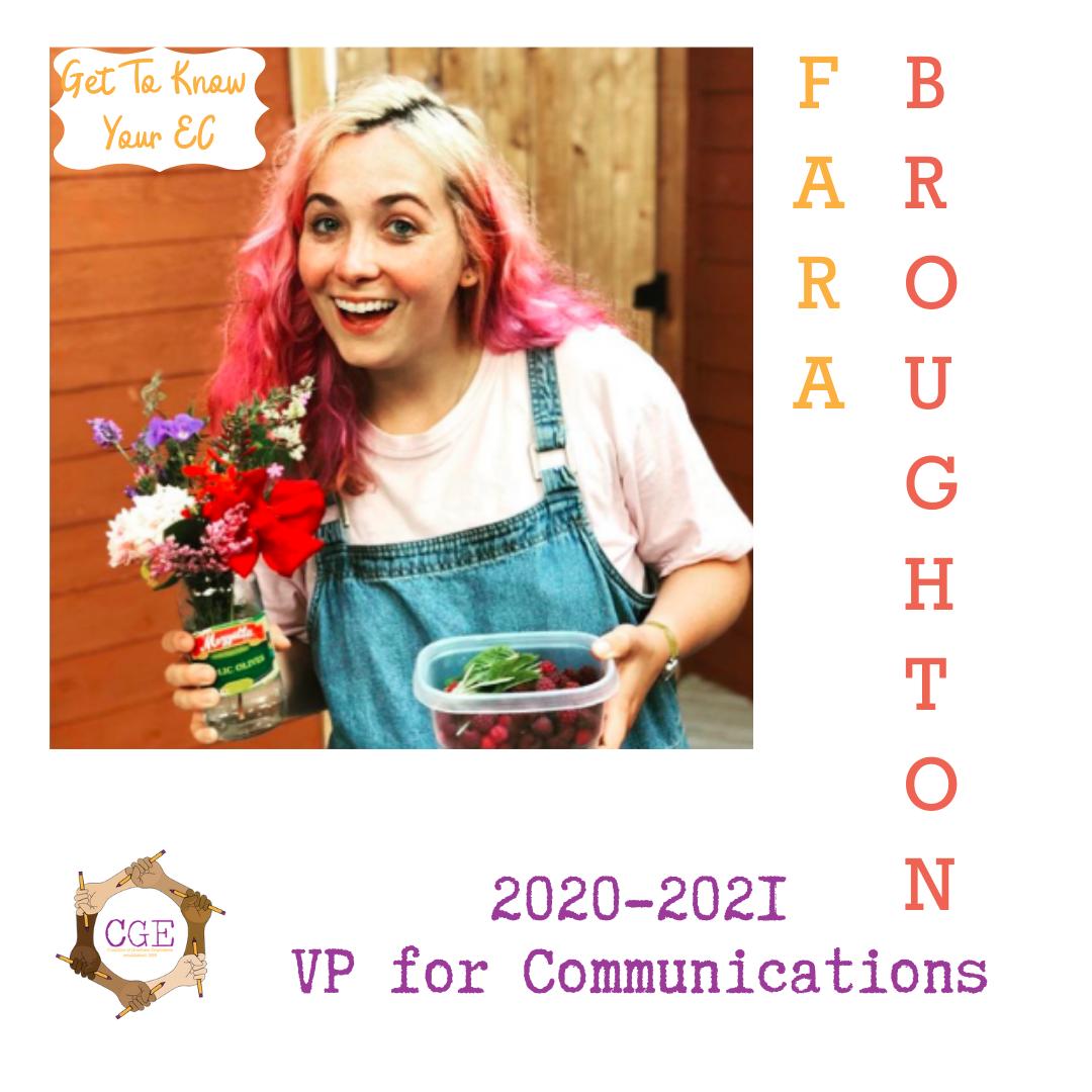 Fara Broughton (they/them)