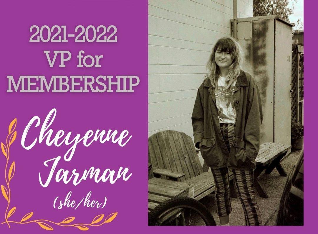 Cheyenne Jarman (she/her)
