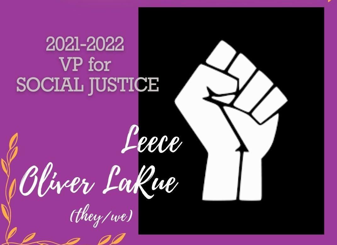 Leece LaRue (they/them)